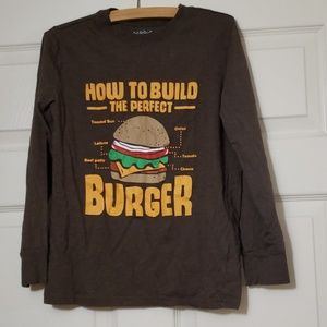 Who loves burgers?